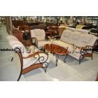 Комплект мягкой мебели кованый 306 KZ