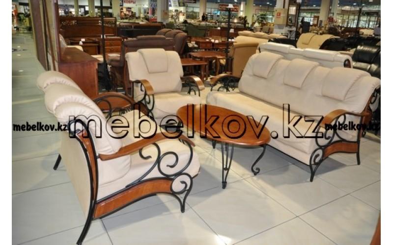 Kомплект мягкой мебели кованый 306
